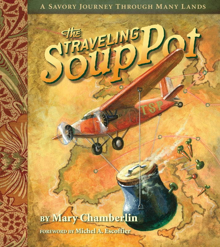 What to do while sheltering in place...call in for a soup preparation class!