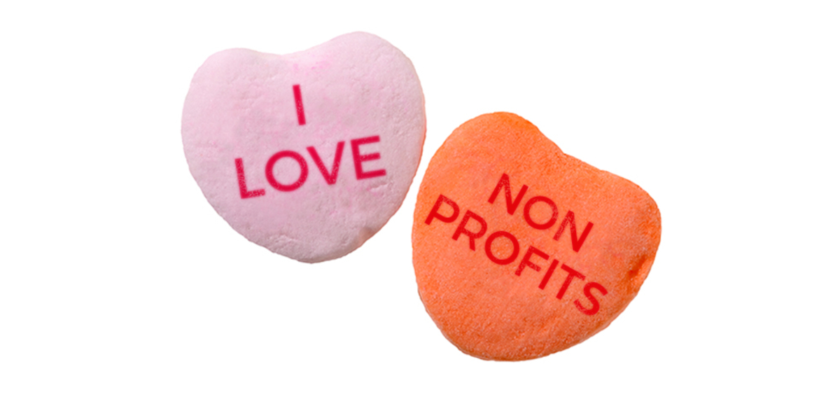 Working with non-profits